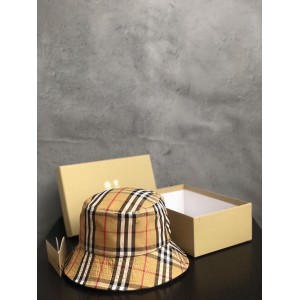 Burberry BucketHat ASS050043 Updated in 2020.09.14
