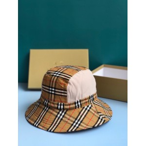 Burberry BucketHat ASS050048 Updated in 2020.09.14