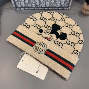Gucci KnittedHat ASS050083 Updated in 2020.09.14