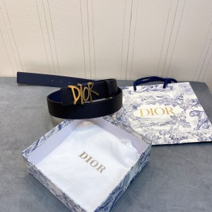 Dior 3.5cm Belt ASS050161 Updated in 2020.09.24