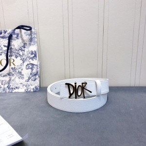 Dior 3.5cm Belt ASS050162 Updated in 2020.09.24