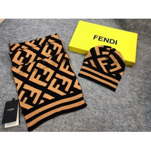 Fendi Scarf and Beanie ASS050199 Upadated in 2020.10.19