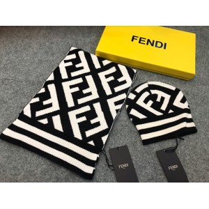 Fendi Scarf and Beanie ASS050200 Upadated in 2020.10.19