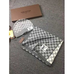 Louis Vuitton Scarf and Beanie ASS050207 Upadated in 2020.10.19