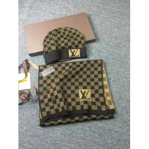 Louis Vuitton Scarf and Beanie ASS050208 Upadated in 2020.10.19