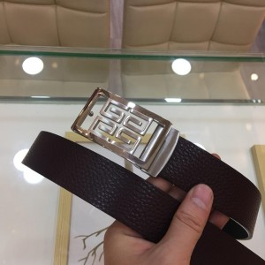 4G Givenchy Silver Buckle belt ASS02280