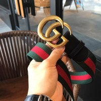 Double G Gucci Buckle belt ASS02352