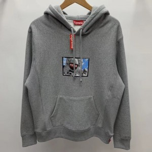 Supreme 15SS Astronaut Hooded Hoodie MC280019 Updated in 2019.10.18