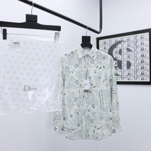 Dior homme2020ss Shirt MC320457 Updated in 2020.09.17