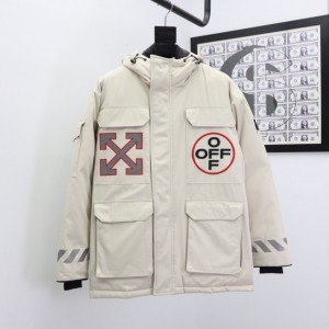 Off White 2020FW Down Jacket MC320846 Upadated in 2020.11.23