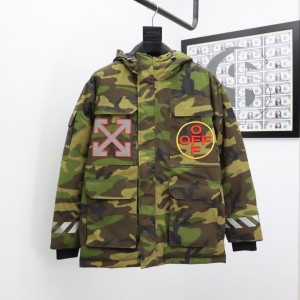 Off White 2020FW Down Jacket MC320847 Upadated in 2020.11.23