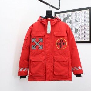 Off White 2020FW Down Jacket MC320849 Upadated in 2020.11.23