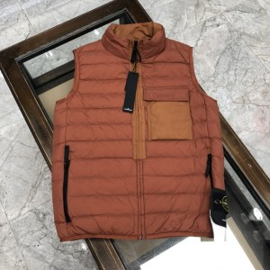 Stone Island Vest MC330164 Upadated in 2020.11.04