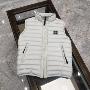 Stone Island Vest MC330166 Upadated in 2020.11.04