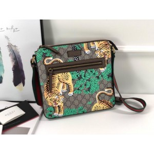 Gucci bengal tiger shoulder pack GC06BM024