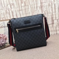 Gucci graphite sling bag GC06BM033
