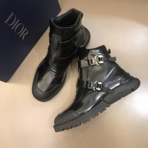 Dior Alyx buckle combat boots MS021045 Updated in 2019.10.21