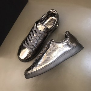 Valentino Sneakers Brown and VLOGO embroidery with black sole MS021333 Updated in 2019.11.28