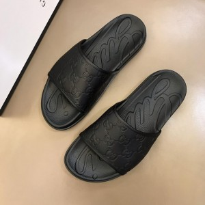 Gucci black Slippers MS02660 Updated in 2019.04.19
