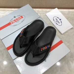 Prada flip-flop with colorful letter MS071230 Updated in 2019.04.27