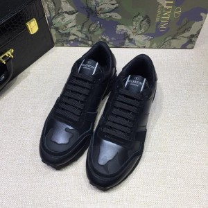 Valentino Sneakers Black and black heel with black sole MS071434 Updated in 2019.04.27
