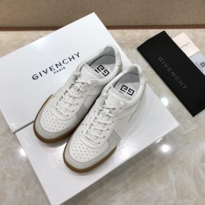 Givenchy sneakers White and white suede with rubber sole MS07439 Updated in 2019.04.27