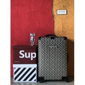 Rimowa x Louis Vuitton x Supreme Classic Flight Luggage RMW015 Updated in 2020.09.04