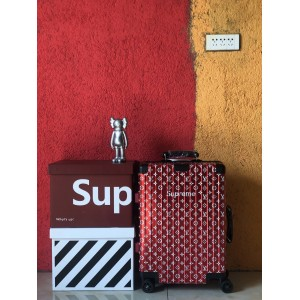 Rimowa x Louis Vuitton x Supreme Classic Flight Luggage RMW016 Updated in 2020.09.04
